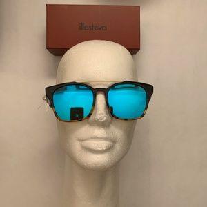 llesteva Calabria Mirrored Sunglasses